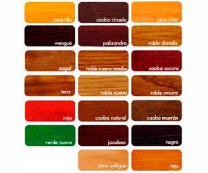colores-de-madera
